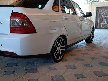 ВАЗ (Lada) 2170 (седан) 2014 года за 2 300 000 тг. в Шымкент – фото 7