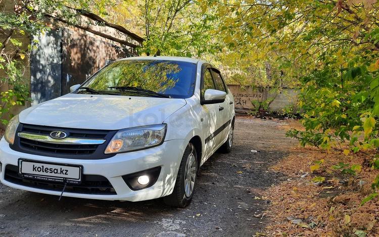 ВАЗ (Lada) Granta 2190 (седан) 2014 года за 3 100 000 тг. в Караганда