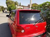 Daewoo Matiz 1998 года за 1 100 000 тг. в Тараз – фото 3