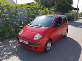 Daewoo Matiz 1998 года за 1 100 000 тг. в Тараз – фото 5