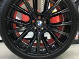 Оригинальный новый комплект колес с Bmw 817M стиль за 1 600 000 тг. в Нур-Султан (Астана) – фото 2
