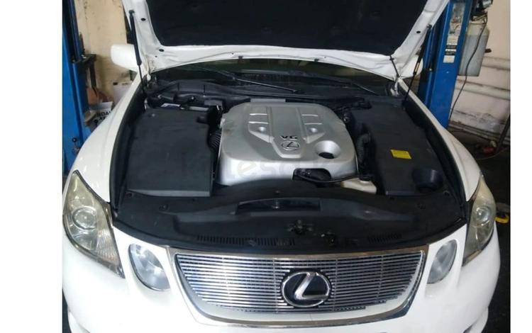 Двигатель 3 GR-FSE Объём 3.0 л за 41 257 тг. в Алматы