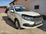 ВАЗ (Lada) 2190 (седан) 2019 года за 3 900 000 тг. в Туркестан – фото 2