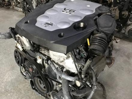 Двигатель Nissan VQ35HR 3.5 л из Японии за 500 000 тг. в Павлодар – фото 2