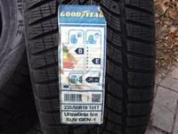 225/60 r18 Goodyear ultragrip Ice SUV g1 за 53 100 тг. в Алматы