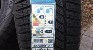 225/60 r18 Goodyear ultragrip Ice SUV g1 за 53 100 тг. в Алматы