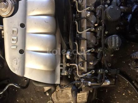 Двигатель 2.7Cdi om 612 за 123 тг. в Алматы – фото 2