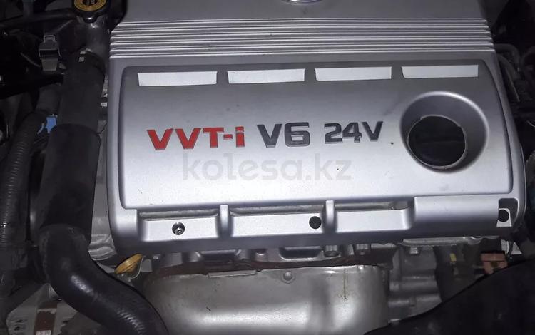 Двигатель на Лексус Ес300 за 350 000 тг. в Алматы
