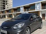 Hyundai Solaris 2013 года за 4 100 000 тг. в Актау – фото 2