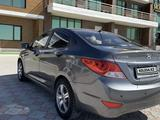 Hyundai Solaris 2013 года за 4 100 000 тг. в Актау – фото 5