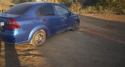 Chevrolet Aveo 2007 года за 2 050 000 тг. в Актобе – фото 2