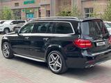 Mercedes-Benz GLS 400 2017 года за 29 000 000 тг. в Нур-Султан (Астана) – фото 2