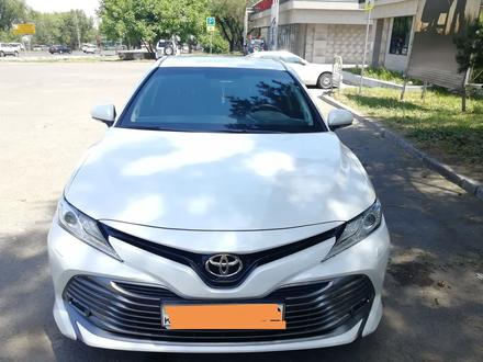 Toyota Camry 2019 года за 13 400 000 тг. в Алматы – фото 5