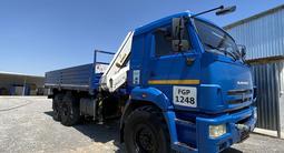 КамАЗ  43118 2015 года за 28 000 000 тг. в Шымкент – фото 2