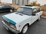 ВАЗ (Lada) 2107 2007 года за 600 000 тг. в Уральск – фото 2