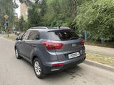 Hyundai Creta 2018 года за 7 100 000 тг. в Алматы – фото 2