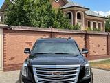 Cadillac Escalade 2018 года за 35 000 000 тг. в Шымкент – фото 4