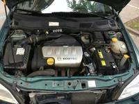 Двигатель Опель Вектра Зафира Астра 1.8 z18xe за 180 000 тг. в Уральск