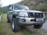 Nissan Patrol 2005 года за 8 600 000 тг. в Алматы – фото 2