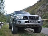 Nissan Patrol 2005 года за 8 600 000 тг. в Алматы – фото 4
