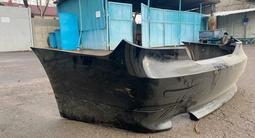 Задний бампер на BMW E60 за 30 000 тг. в Алматы – фото 2