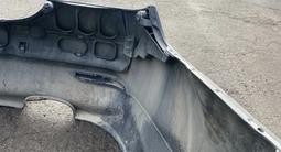 Задний бампер на BMW E60 за 30 000 тг. в Алматы – фото 3