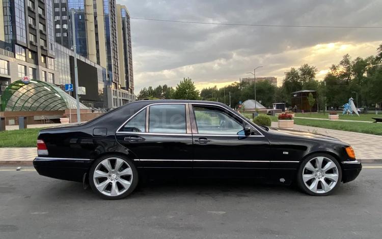 Mercedes-Benz S 500 1998 года за 7 500 000 тг. в Алматы