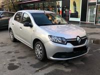Renault Logan 2016 года за 2800000$ в Алматы