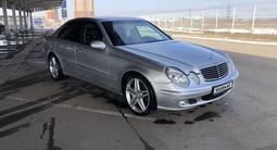 Mercedes-Benz E 320 2004 года за 3 900 000 тг. в Нур-Султан (Астана)