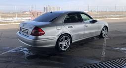Mercedes-Benz E 320 2004 года за 3 900 000 тг. в Нур-Султан (Астана) – фото 3