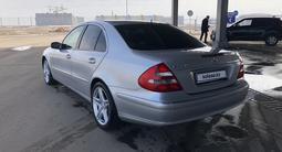 Mercedes-Benz E 320 2004 года за 3 900 000 тг. в Нур-Султан (Астана) – фото 5
