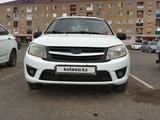 ВАЗ (Lada) Granta 2190 (седан) 2012 года за 1 480 000 тг. в Уральск – фото 2