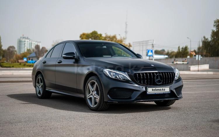 Mercedes-Benz C 180 2014 года за 10 300 000 тг. в Алматы