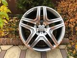 Диски AMG r21 на Mercedes GL, ML, GLE, GLS за 640 000 тг. в Алматы – фото 2