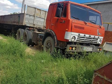 КамАЗ  5410 1990 года за 2 900 000 тг. в Актобе – фото 2