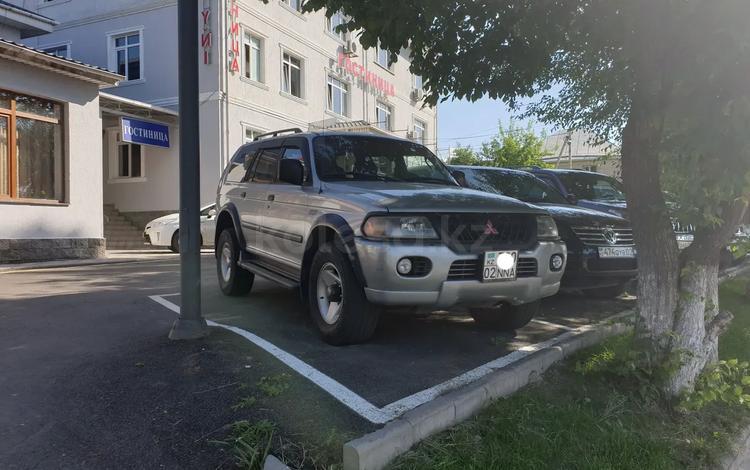 Mitsubishi Montero Sport 2001 года за 3 300 000 тг. в Алматы