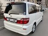 Toyota Alphard 2005 года за 4 400 000 тг. в Алматы
