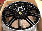 Новые диски на Porsche Cayenne R20-R21 за 250 000 тг. в Караганда – фото 5