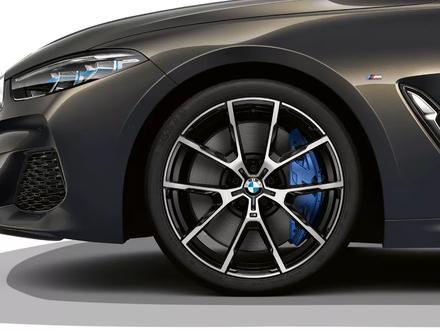 Диски на Новые BMW r19 5x112 за 230 000 тг. в Алматы – фото 5