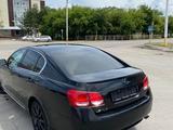 Lexus GS 430 2006 года за 4 700 000 тг. в Костанай – фото 4