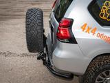 Бампер РИФ силовой задний Toyota Land Cruiser Prado 150 c… за 332 000 тг. в Алматы – фото 2