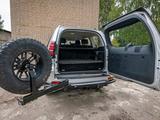 Бампер РИФ силовой задний Toyota Land Cruiser Prado 150 c… за 332 000 тг. в Алматы – фото 4