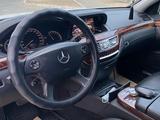 Mercedes-Benz S 350 2007 года за 5 800 000 тг. в Актау – фото 4