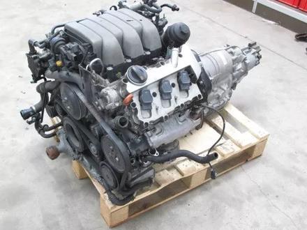 Двигатель AUK на Audi a6 за 555 555 тг. в Нур-Султан (Астана)