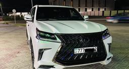 Lexus LX 570 2019 года за 52 500 000 тг. в Алматы – фото 2