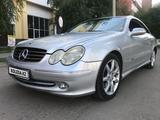 Mercedes-Benz CLK 320 2003 года за 4 200 000 тг. в Уральск