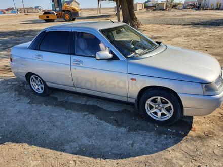 ВАЗ (Lada) 2110 (седан) 2003 года за 1 100 000 тг. в Атырау – фото 3