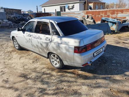 ВАЗ (Lada) 2110 (седан) 2003 года за 1 100 000 тг. в Атырау – фото 5