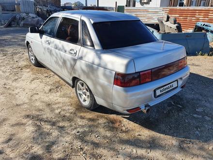 ВАЗ (Lada) 2110 (седан) 2003 года за 1 100 000 тг. в Атырау – фото 6