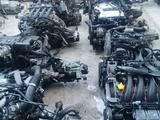 Двигатель на Lada Largus Renault 1.6 K4M K7M 16 клапанный… за 280 000 тг. в Алматы – фото 4